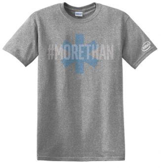 #morethan t shirt printing design